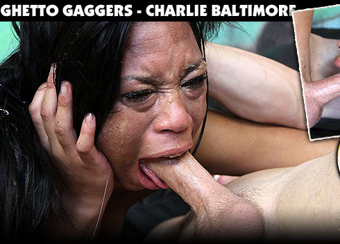 Ghetto Gaggers Destroys Charlie Baltimore